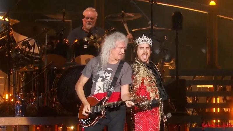 Queen feat. Adam Lambert - We Are The Champions