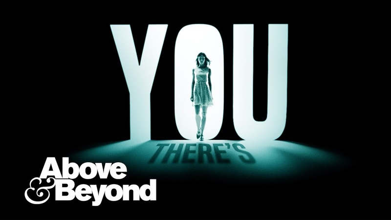 Above Beyond feat. Zoë Johnston - Theres Only You (AB Club Mix) | Official Lyric Video