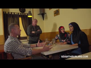 SexWithMuslims Brittany Bardot And Chloe Lamour CZECH