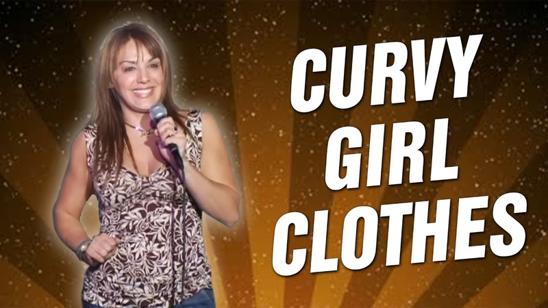 Curvy Girl Clothes Stand Up Comedy