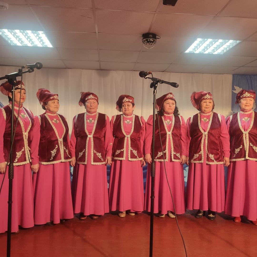 народный ансамбль Наза