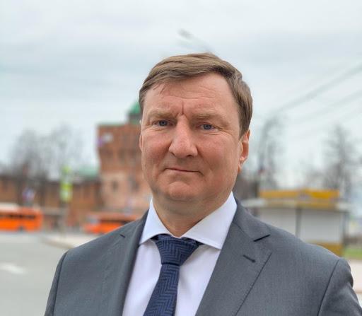 Артем Аркадьевич Ефремов - министр спорта Нижегородской области