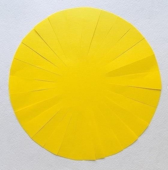 ПОДЕЛКИ НА МАСЛЕНИЦУ. Поделка из цветной бумаги на Масленицу: Весеннее Солнышко