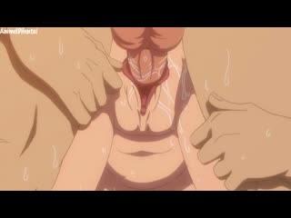 Ball Buster (Ep.1) - Ahegao / Big Tits / Creampie / Doggystyle / Gangbang / hentai / School Girl / Squirt / Uncensored
