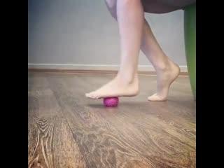 zerofat - yпражнения при плоскостопии и косточке