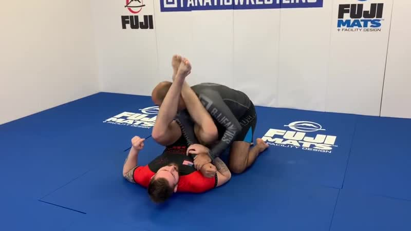 Very Effective Submission From BJJ Triangle to Armlock by Gordon Ryan very effective submission from bjj triangle to armlock by