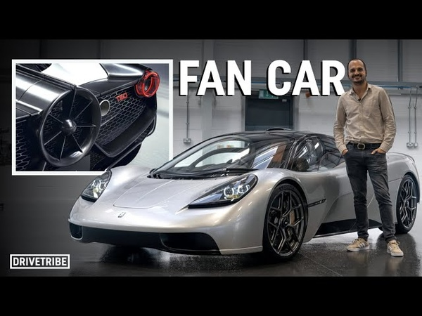 The £2.5 million V12 GMA T.50 is the next McLaren F1 – and it uses a fan to create downforce