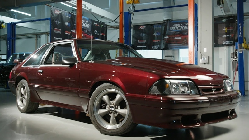 2019 Mustang Week to Wicked—1990 Fox Body Mustang Day 1