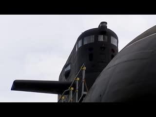 Подводная лодка невидимка