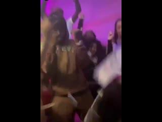 21 Savage на съёмках клипа OUT WEST