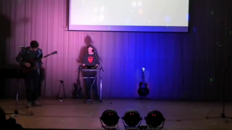 Выступление Андрея ✨