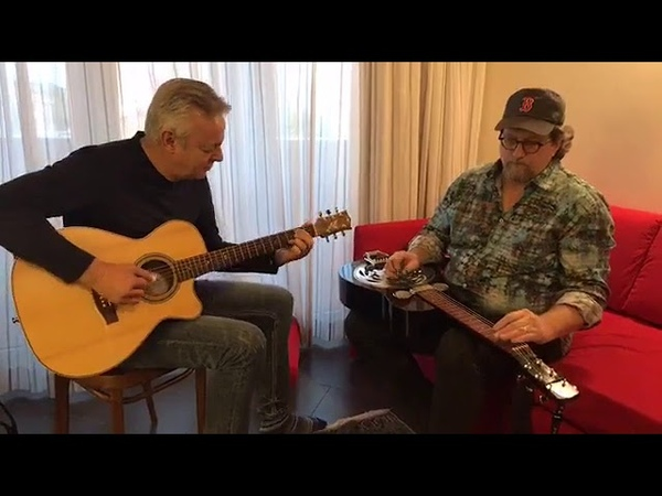 10 Nov 2018 l Facebook Live l Collaborations l Tommy Emmanuel w Jerry Douglas