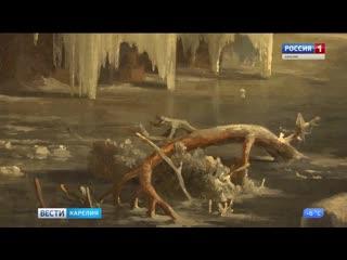 Открытие выставки Валаам: 200 лет в русской живописи