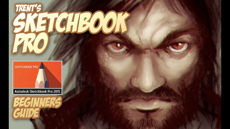 Sketchbook Pro for absolute Beginners With Trent