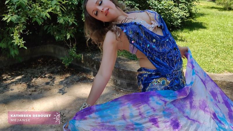 Kathreen Derouet Mejanse Home Let's Dance Show 2020