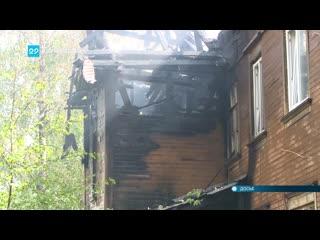В Архангельске задержали поджигателя деревяшек