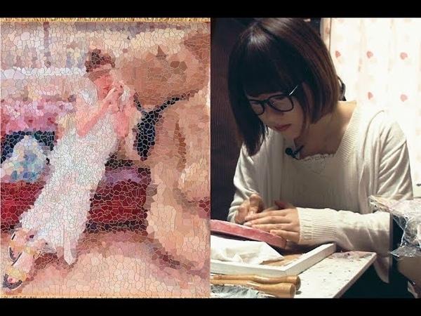 ブレイク前夜~次世代の芸術家たち~  107 小林望美 Nozomi Kobayashi  パステル ア