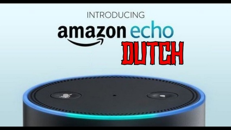 Introducing Amazon Dutch