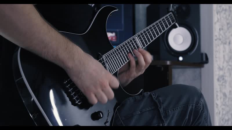 Dmitry Kokarev SYMPULS E Silver Wings Solo Guitar Playthrough