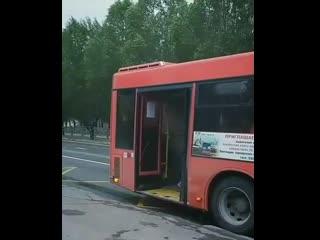 Буйный неадекватный пассажир