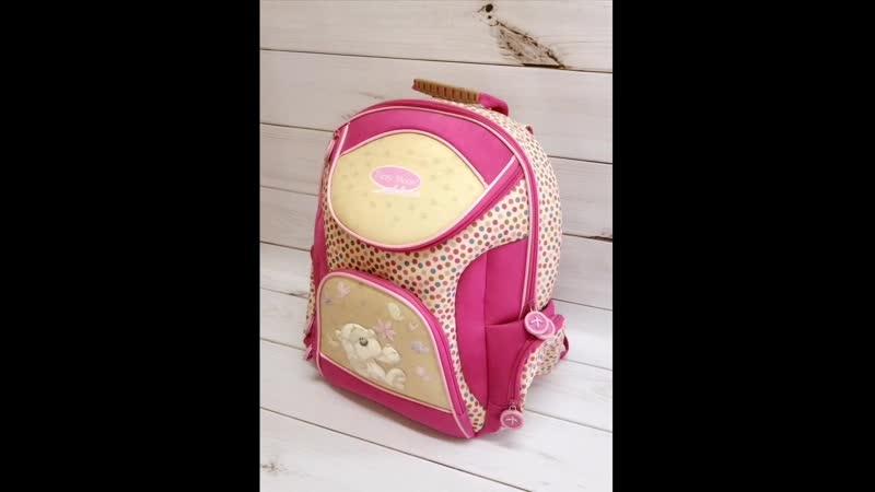 Школьные портфели для девочек