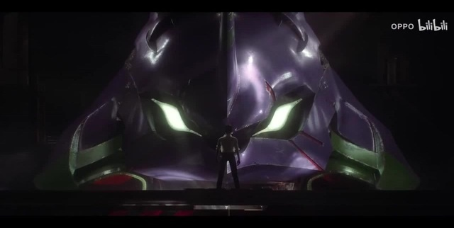 Evangelion x OPPO Ace2 Chinese commercial · coub коуб
