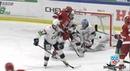 Первый гол Кудинова в КХЛ Kudinov's first KHL goal