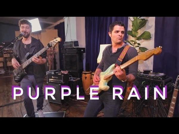 Martin Miller Mark Lettieri - Purple Rain (Prince Cover) - Live in Studio