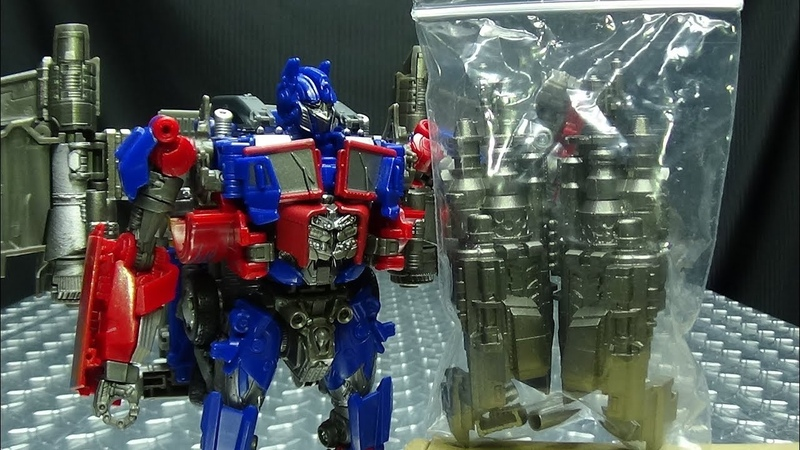 115 Workshop Weapon Set for SS44 Optimus Prime Emgo's Transformers Reviews N' Stuff