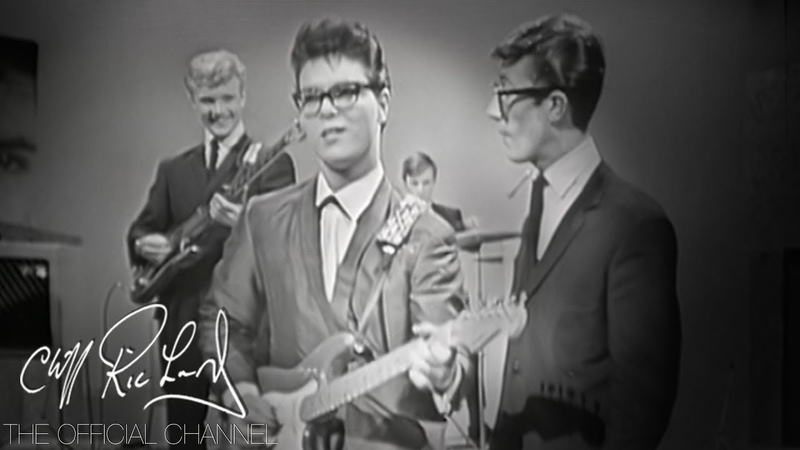 Cliff Richard The Shadows Apache The Cliff Richard Show 16 03 1961