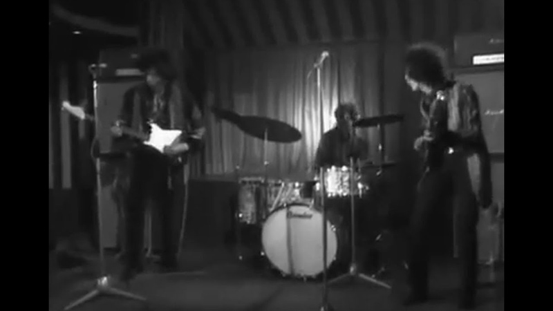 Jimi Hendrix Experience Purple Haze at the Marquee Club London England 1967