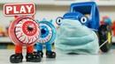 КукуPlay - Как Синий Трактор заразил всех друзей Вирусом - Оставайся Дома - Поиграйка