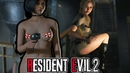 Resident Evil 2 Remake | Nude mode | Nude Ada Wong Claire Redfield | Голый Мод 18
