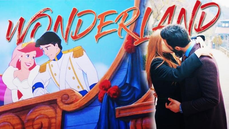 Eric Ariel x Ömer Defne Wonderland