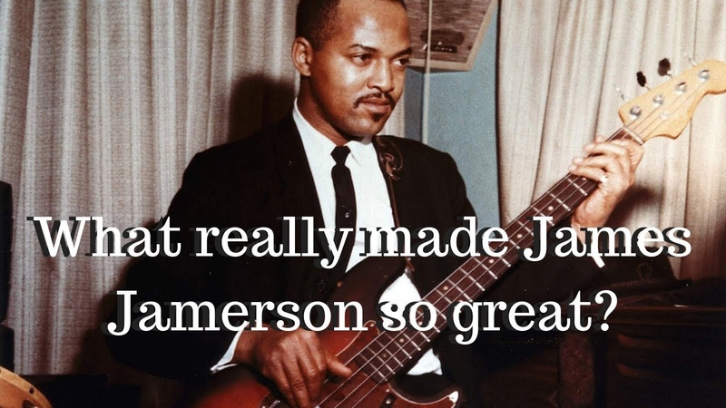 What really made James Jamerson so great