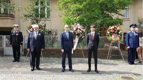 Российский посол оценил отказ украинского коллеги от церемонии в Берлине