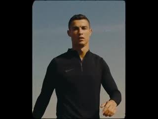 Роналду обратился к себе в молодости в рекламном ролике Nike