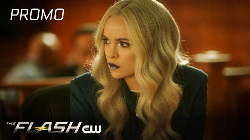 The Flash Season 7 Episode 8 The People v Killer Frost Promo The CW