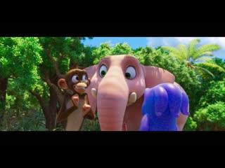 Зов джунглей (Jungle Beat: The Movie) (2020) трейлер русский язык HD / Брент Доуз /
