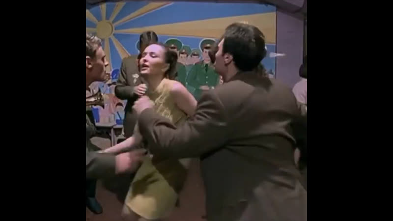 Граница Таёжный роман Танцы