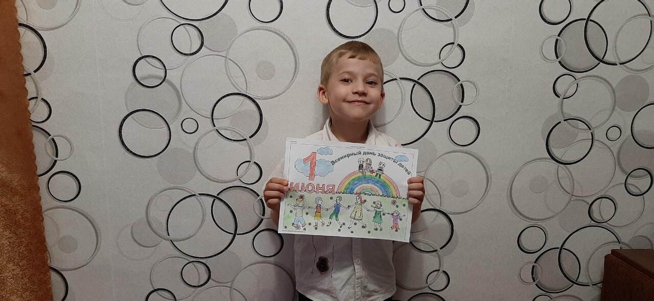 Юные читатели сельских библиотек Петровского района стали участниками творческих конкурсов, посвящённых Дню защиты детей