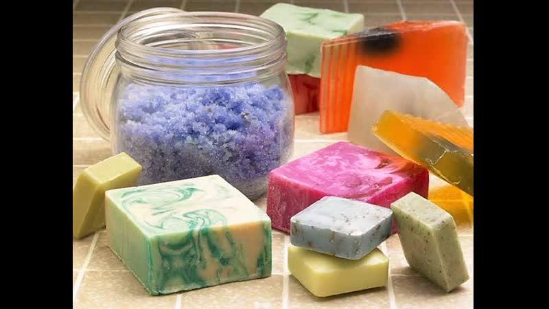 Что сделать из остатков мыла ЛАЙФХАК НОВОЕ МЫЛО ИЗ ОБМЫЛКОВ