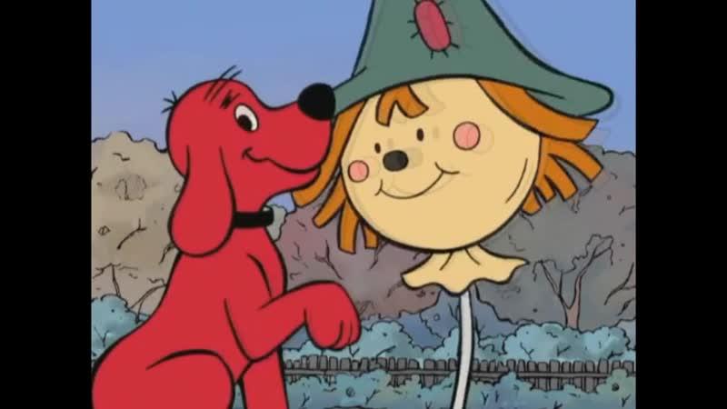 Clifford the Big Red Dog Клиффорд Большой Красный Пёс S1E4 Clifford's Carnival Карнавал Клиффорда