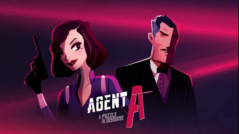 Agent A A puzzle in disguise FULL GAME WALKTHROUGH GAMEPLAY PC