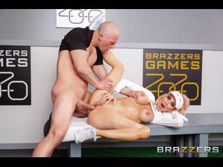 Sarah Jessie - Ready, Aim, Anal! - Hardcore Sex MILF Big Tits Juicy Ass Blonde Gonzo Hardcore Deepthroat Gagging Boobs, Porn