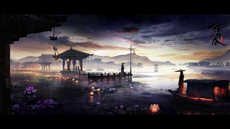 2小時心靈音樂 中國古典音樂 古箏放鬆 笛子輕音樂 瑜伽音樂 冥想音樂 睡眠
