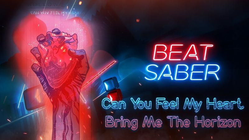 🔥Beat Saber🔥Can You Feel My Heart - Bring Me The Horizon🔥EXPERT🔥FULL COMBO🔥
