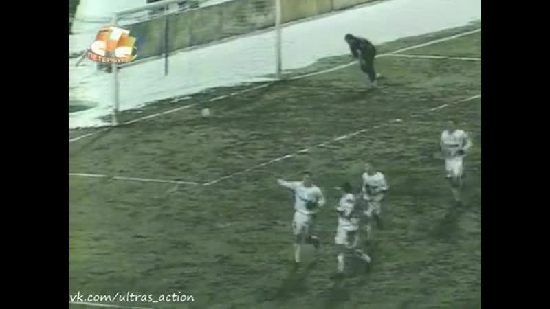 ЦСКА 3 1 Зенит Кубок премьер лиги 2003 1 8 финала