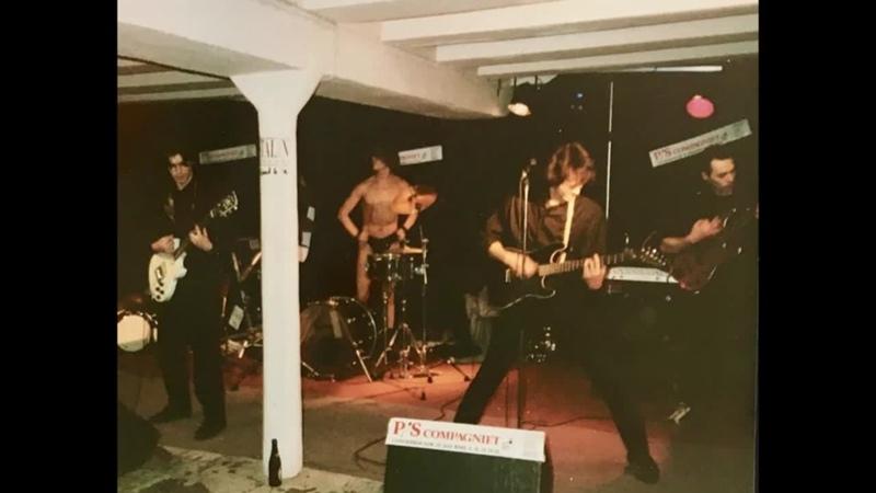 ✩ Раритет Группа крови Копенгаген Audio рок концерт в Дании 1989 Виктор Цой Кино