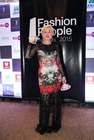 Премия «Fashion People Awards 2015»